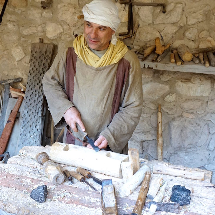 Nazareth Village Carpenter