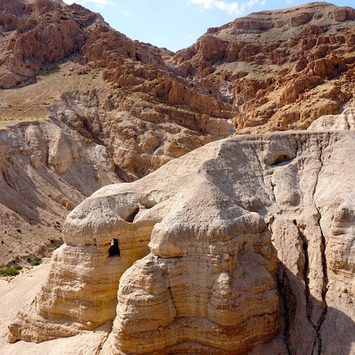 Dead Sea Scroll Site