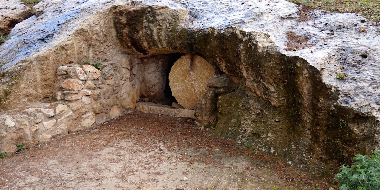 Tomb Of Jesus Nazareth Village